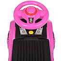 Детская каталка-толокар Bambi Q11-1-8 розовый, фото 6