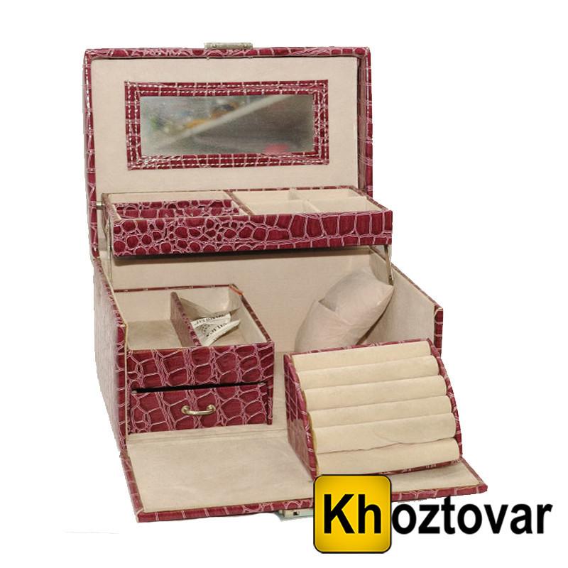 Скринька для ювелірних прикрас