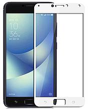Защитное стекло для Asus Zenfone 4 Max ZC520KL Full-Screen White белый