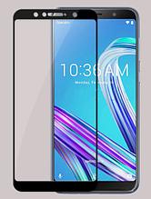 Защитное стекло для Asus Zenfone Max Pro M1 ZB601KL Full-Screen Black черный