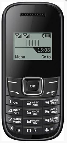 Мобильный телефон Nomi i144m Black (черный), фото 2