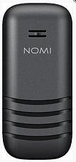 Мобильный телефон Nomi i144m Black (черный), фото 3