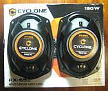 Динамики автомобильные Cyclone FX-693 (овалы), фото 3