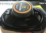 Динамики автомобильные Cyclone FX-693 (овалы), фото 4