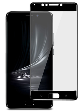 Защитное стекло для Asus Zenfone 4 Max ZC520KL Full-Screen Black черный, фото 2