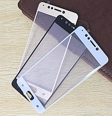 Защитное стекло для Asus Zenfone 4 Max ZC520KL Full-Screen Black черный, фото 3
