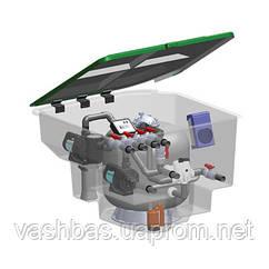 Emaux Комплексная фильтрационная установка Emaux EMD-11S (11м3/ч)