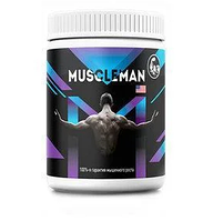 Muscleman, Средство для наращивания мышечной массы МускулМен, сушка мышц - спортивное питание muscleman