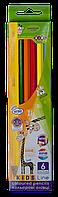 Цветные карандаши Карандаши цветные 6 KIDS LINE  ZiBi ZB.2413, фото 1