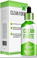 Clean Forte Средство для восстановления печени, Клин Форте, капли и очищения лечение печени, для печени