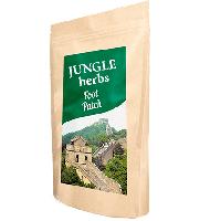 Jungle herbs пластыри от грибка и потливости ног, пластырь джангл хербс, эффективное лечение против грибка