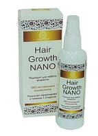 Спрей от облысения и роста волос для мужчин Hair Growth Nano, спрей для волос, удаление залысин