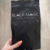 Черная Маска от угрей black mask, Маска пленка, маска для сужения пор, черная маска AFY Black Mask