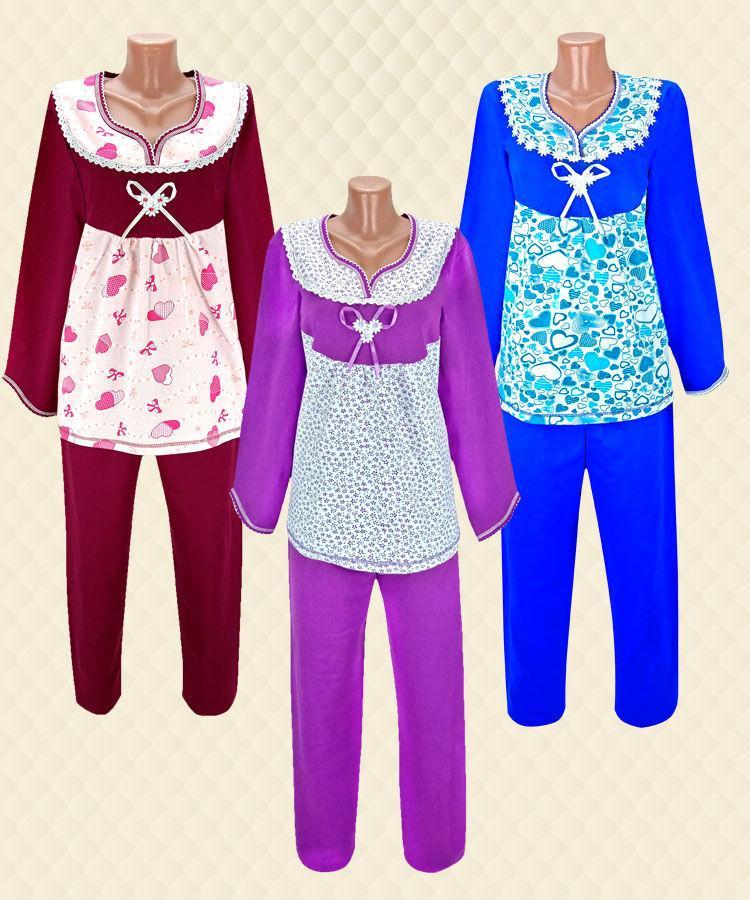 Пижама женская Есения начес
