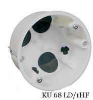 Коробка універсальна для пустотілих стін KOPOS KU 68 LD/1HF