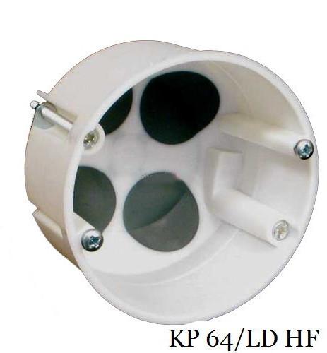 Коробка приборная для пустотелых стен KOPOS KP 64/LD HF