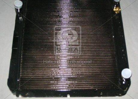 Радиатор охлаждения ЗИЛ 5301 (БЫЧОК) (2-х рядный) (пр-во ШААЗ), фото 2