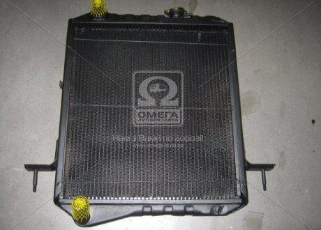 Радиатор охлаждения Богдан, Isuzu Е-2 2 ряд. медный | TEMPEST