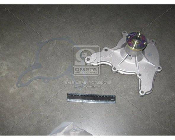 Помпа ГАЗ 53 с прокладкой, алюм.корпус | Пекар, фото 2