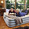 Надувная кровать со встроенным насосом BESTWAY 203х152х46 см (67486), фото 3