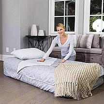 Надувная кровать Bestway 69001 Refined Fortech, 191х97х33см, встроенный электронасос, фото 2
