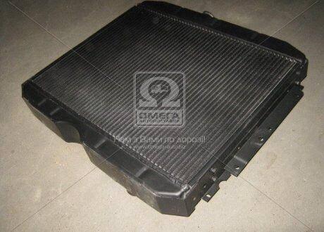 Радиатор охлаждения ГАЗ 3307   TEMPEST, фото 2
