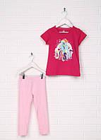 Піжама для дівчинки 098 см (2-3 years) рожевий  My Little Pony 56347