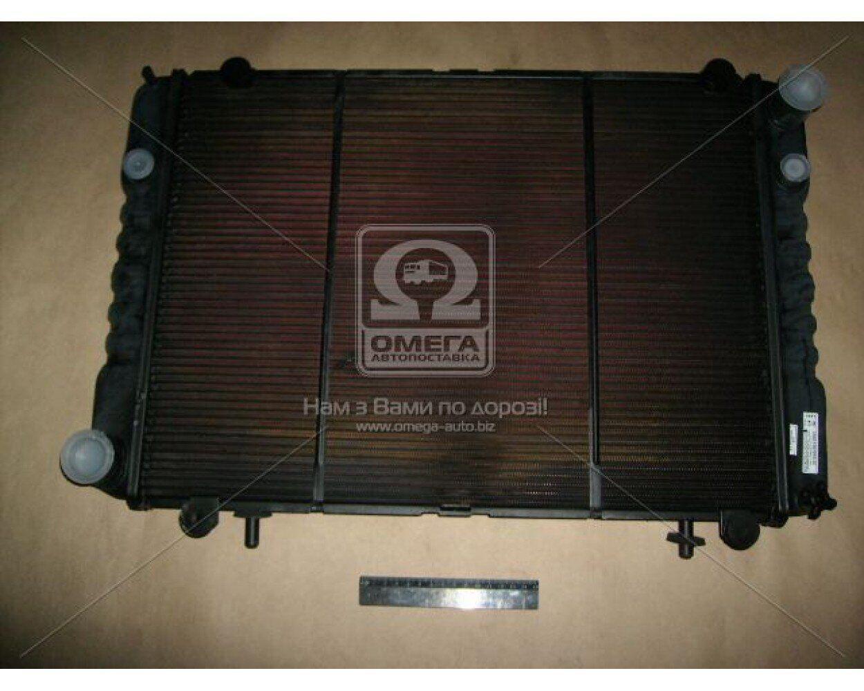 Радиатор охлаждения ГАЗ 3302 (3-х рядный) (под рамку)   пр-во Оренбург