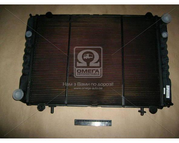 Радиатор охлаждения ГАЗ 3302 (3-х рядный) (под рамку)   пр-во Оренбург, фото 2