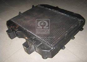 Радиатор охлаждения УАЗ (3-х рядный) медный | TEMPEST