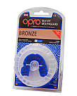 Капа OPRO Bronze Blue (art.002184002), фото 5