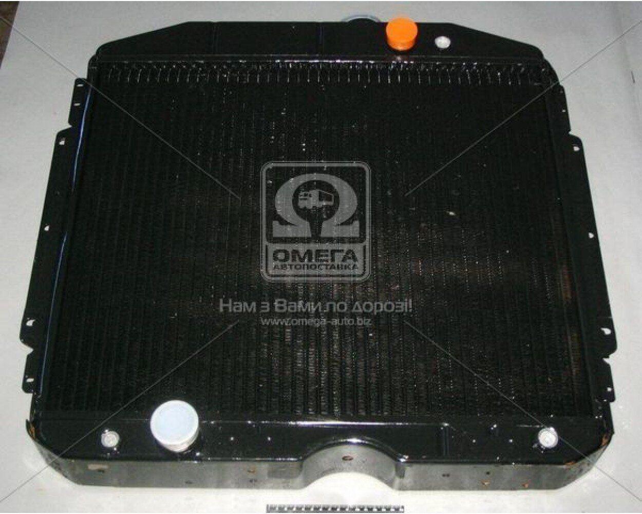 Радиатор охлаждения ГАЗ 53 (3-х рядный)   пр-во ШААЗ