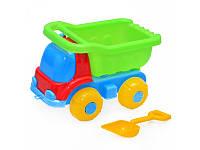 """Машинка грузовик с лопаткой """"Шмелек М"""" Kinder Way 07-718"""