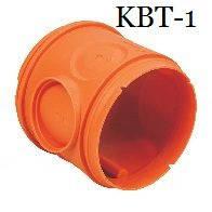 Коробка глибока для бетонних конструкцій KOPOS KBT-1