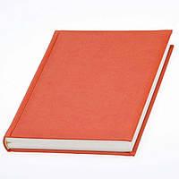 Ежедневник Панно датированный, кремовый блок, оранжевый от 10 шт
