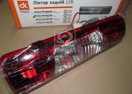 Фонарь задний ГАЗ 2705 лев нового образца 12В   Дорожная карта