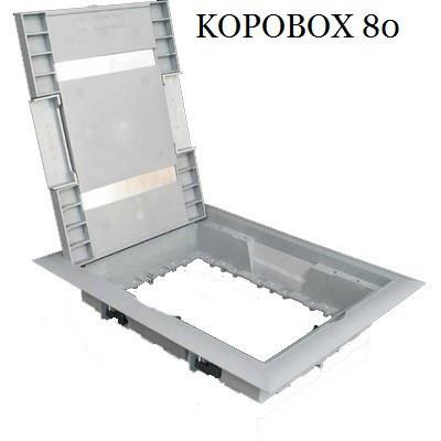 Коробка в пол KOPOS KOPOBOX 80