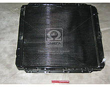 Радиатор охлаждения КАМАЗ 54115 с повыш.теплоотд. (4-х рядный) (пр-во ШААЗ)