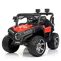 Детский электромобиль Джип Bambi M 4198EBLR-3 Багги красный