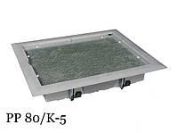 Коробка в пол закрытая KOPOS PP 80/K-5