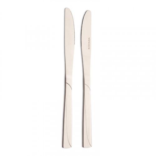 Набір ножів столових 3шт Vincent VC 7056 4 3