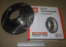 Диск тормозной ГАЗ 3302 передний d=100мм | Дорожная карта