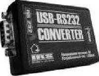 USB - RS232 конвертор интерфейсов .