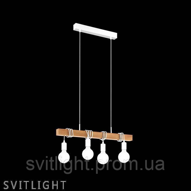 Люстра подвесная на 4 лампочки 33164 Eglo