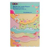 Заготовка для открыток Заготовка для открыток Zibi Flower 10.2-15.3 см ZB.18217-AF