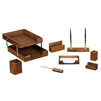 Набор настольный деревянный 8 предметов Bestar 8280