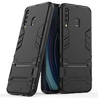 Чохол Iron для Xiaomi Redmi Note 8T бампер броньований Black