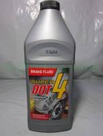 Тормозная жидкость Супер  ДОТ-4  1л