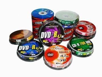 CD-DVD (витратні матеріали)