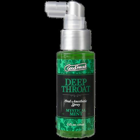 Спрей для минета Doc Johnson GoodHead Deep Throat Spray – Mystical Mint (59 мл), фото 2